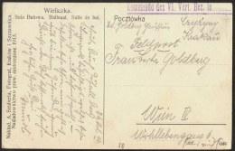 POLAND  -  AUSTRIA - GALICIA - WIELICZKA - K.u.K. KOMMAND - 1914 - ....-1919 Provisional Government