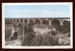 Cpa  Du 18  Saint Florent Sur Cher  Le Viaduc  LAM7 - Saint-Florent-sur-Cher