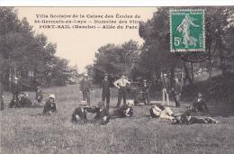 23359 Port Bail -caisse Ecoles Saint Germain En Laye -villa Scolaire Domaine Pins -allee Parc -ed Levêque -garcon Homme - Non Classés
