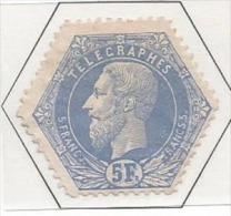 TG 7  (*)  875 - Telegraphenmarken