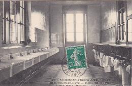 23364 Port Bail -caisse Ecoles Saint Germain En Laye -villa Scolaire Domaine Pins -lavabo -ed Levêque - Toilette Salle B - France