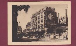 68 - 170314 - MULHOUSE - 13 Rue De La Sinne , Place De La Paix - Commerce HOTEL CENTRAL BIERE CERES - Salon De La MARINE - Mulhouse