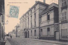 23374 Saint Germain En Laye - College - PH Nancy - St. Germain En Laye