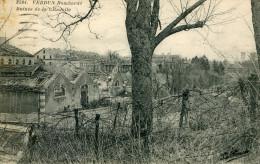 VERDUN  Bombardé RUINES DE LA CITADELLE - Verdun