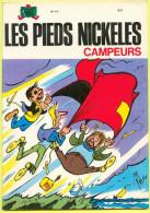 No PAYPAL !! : René PELLOS Les PIEDS NICKELÉS 63 Pieds-Nickelés Campeurs ( Camping ),RÉEDITION S.p.e ©.1982 TTBE/NEUF - Pieds Nickelés, Les