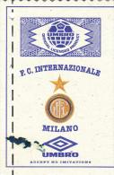 F.C. Internazionale - Umbro - Apparel, Souvenirs & Other