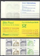 Deutschland Berlin Markenheftchen 1980 MH 11 D ** MNH OZ (H-Blatt 19) Top Qualität Reklame: Sieger FIFA - Berlin (West)