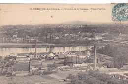 23390 Saint Germain En Laye  Panorama Terrase Mont Valerien -12 Abeille -usine Gaz ?