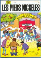 No PAYPAL !! : René PELLOS Les PIEDS NICKELÉS 97 PN Reforment ( Brigitte Fardeau ),RÉEDITION S.p.e ©.1983 TTBE/NEUF - Pieds Nickelés, Les