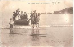 Dépt 29 - CROZON - MORGAT - Plage De Morgat - Le Débarquement - Crozon