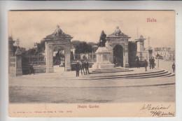 MALTA - Maglio Garden, 1904 - Malte