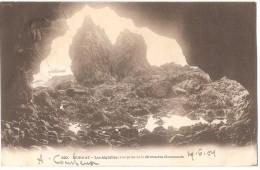 Dépt 29 - CROZON - MORGAT - Les Aiguilles, Vue Prise De La Grotte Des Normands - Crozon