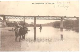 Dépt 29 - DOUARNENEZ - Le Grand Pont - Douarnenez