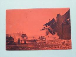 't IS ER MEE GEDAAN ( Wij Stemmen Onder Nummer 2 ) Cartelmannen / 20 October - Anno 1907 ( Zie Foto Voor Details ) !! - België