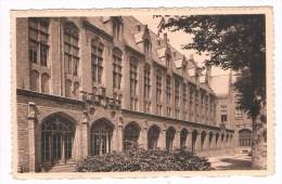 18873 Brugge Rijksnormaalschool Voor Meisjes  Binnenkoer - Brugge