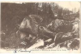 Dépt 29 - HUELGOAT - Rochers Du Ménage De La Vierge - Huelgoat