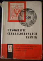 11162 TX MONOGRAFIE CESKOSLOVENSKYCH ZNAMEK - DIL 13 - POFIS - Etat Occasion - Autres Livres