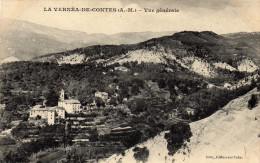 CONTES - LA VERNÉA = VUE GÉNÉRALE - Contes