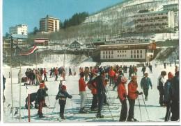 CPSM  (1973)  APPENNINO REGGIANO . Lago Del Cerreto . Station De Sport D'hiver. - Non Classificati