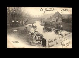 29 - DAOULAS - Lavoir - Lavandières - Daoulas