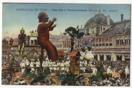 CARNAVAL DE NICE. - Une Fête à Toumbountoum.  Carte Rare - Carnival