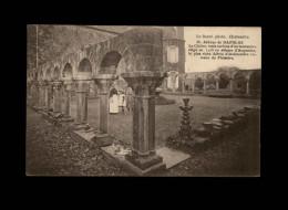 29 - DAOULAS - Abbaye - Cloître - Daoulas