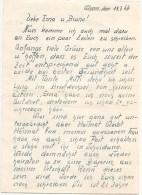 Deutschland Letter - Documentos Históricos
