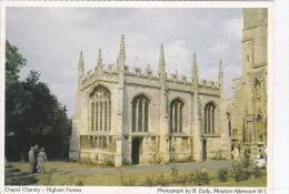 HIGHAM FERRERS - CHAPEL CHANTRY - Northamptonshire