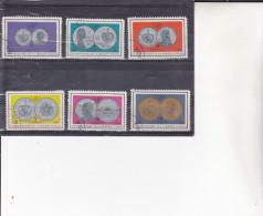 CUBA : Cinquantenaire De La Monnaie Nationale : Y&T : O: 896 à 901 - Neufs
