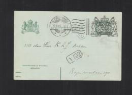 Postkaart 1905 S'Gravenhagen - Postal Stationery