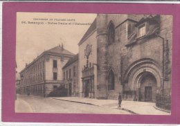 25.-  BESANCON .- Notre-Dame De L' Université - Besancon