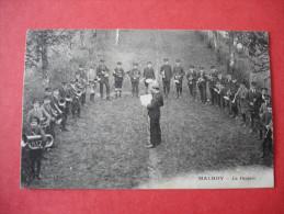 MALROY : LA FANFARE Photo Recto / Verso - Frankreich