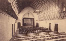 LAATHEM AAN BOSCH EN LEYE : Feestzaal - Binnen - Sint-Martens-Latem