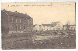 E3582 - Mouland - Centre Du Village Et Maison Communale - Voeren