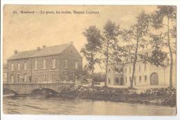E3588 - Mouland - Le Pont, Les écoles, La Maison Lejeune - Voeren