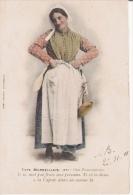 TYPE MARSEILLAIS 371 UNE POISSONNIERE  1901 - Old Professions