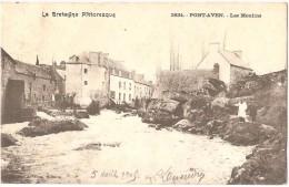 Dépt 29 - PONT-AVEN - Les Moulins - Pont Aven