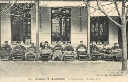 60 ANGICOURT - LIANCOURT - LE SANATORIUM - LA CURE D AIR ( MALADES ) - Liancourt
