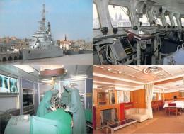 Bateaux -Guerre- Marine Nationale Française Croiseur COLBERT  Quai Des Chartrons BORDEAUX *PRIX FIXE - Guerre