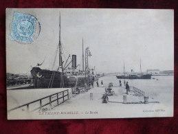 AL5 - 17 - LA PALLICE  ROCHELLE  - LE BASSIN - La Rochelle