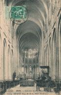 BELGIQUE - MONS - Intérieur De Sainte Waudru - Mons