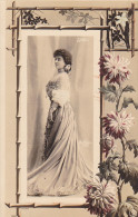 23398 Actrice Courtisane Théâtre Opera -Sorel-  Photo Reutlinger SP Paris -1918 Michad?? Chrysantheme - Artistes