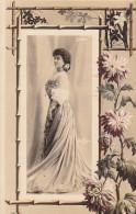 23398 Actrice Courtisane Théâtre Opera -Sorel-  Photo Reutlinger SP Paris -1918 Michad?? Chrysantheme