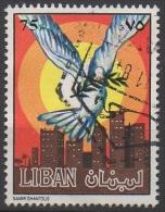 LIBAN   N°292__OBL VOIR SCAN - Libanon