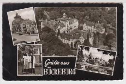 ALLEMAGNE    /    GRUSS AUS BUECKEBURG - Bueckeburg