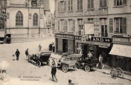 LOUVIERS   PARVIS NOTRE DAME - Louviers