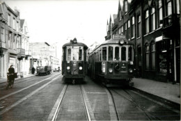 HAARLEM - Tempelierstraat - 1955 - TRAM - TRAMWAY - - Photos
