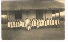 """""""L'école D'Infirmiers De La Croix Rouge à Pawa / School Voor Verplegers Van Het Roode-Kruis Te Pawa"""" - Congo Belge - Autres"""