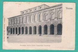 VERONA --> Palazzo Della Gran Guardia Vecchia - Verona