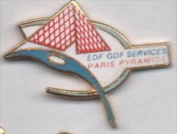 EDF GDF , Services , Paris Pyramide - EDF GDF